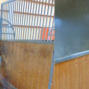 Pferdestall für gesunde Pferde