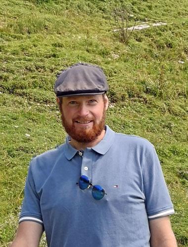 Ulrich Holzer vom Holzerhof